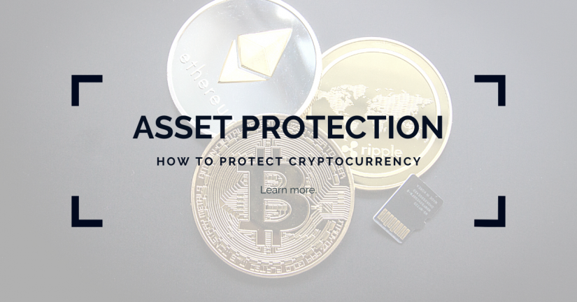 How can you protect your crypto assets?